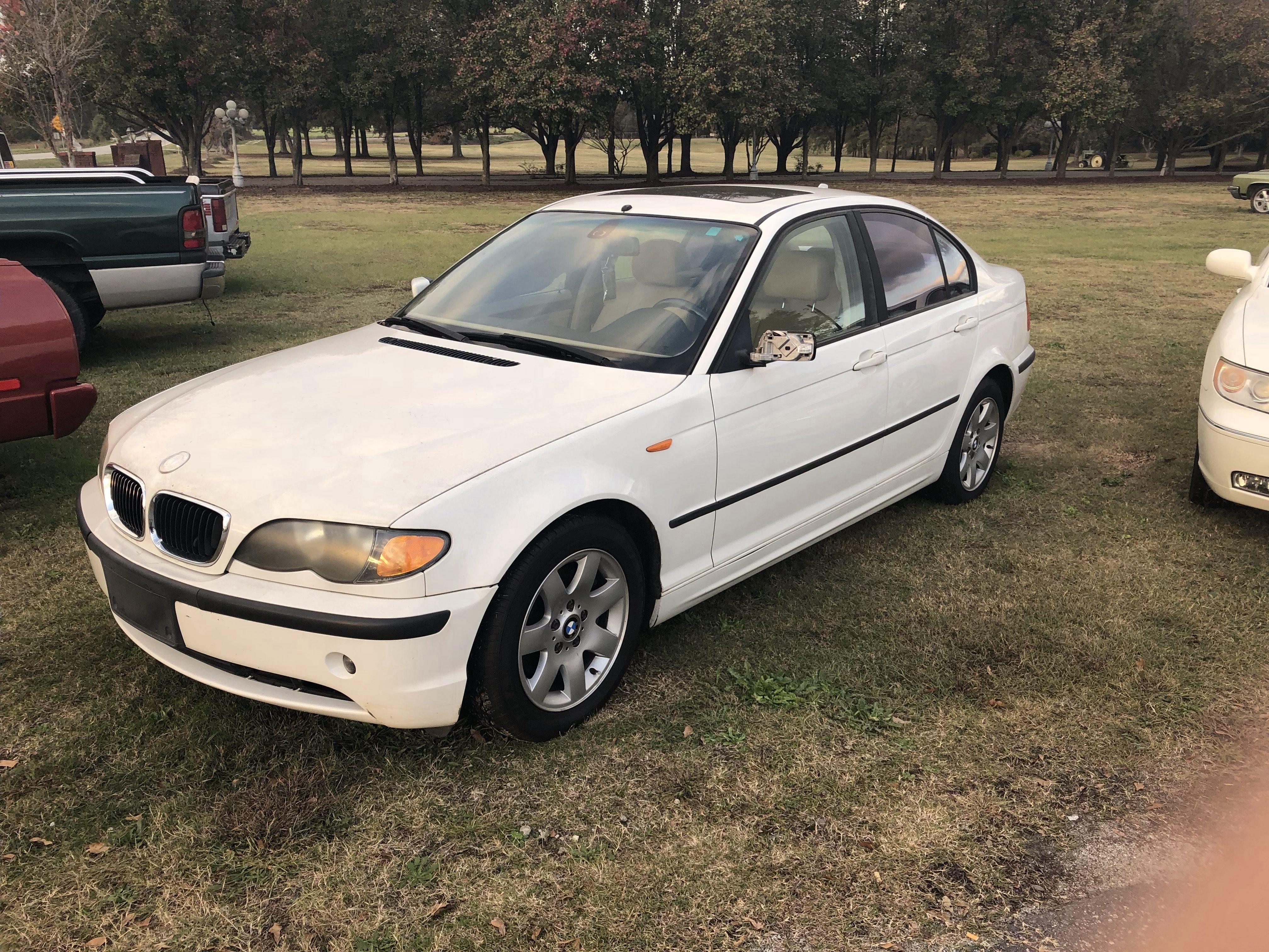 BMW I Larrys Used Cars Inc - 2004 bmw325i