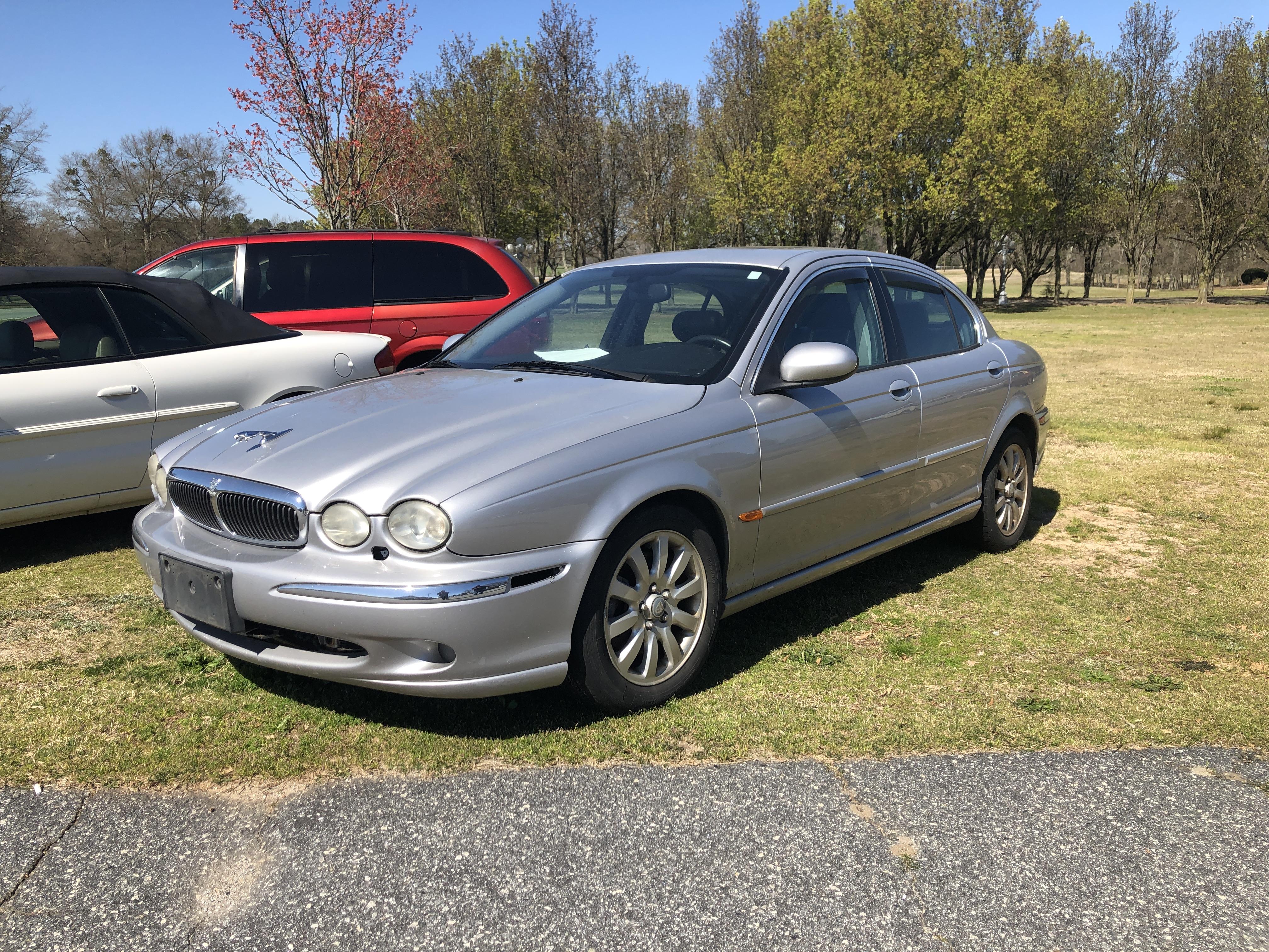 2002 Jaguar X Type Larrys Used Cars Inc